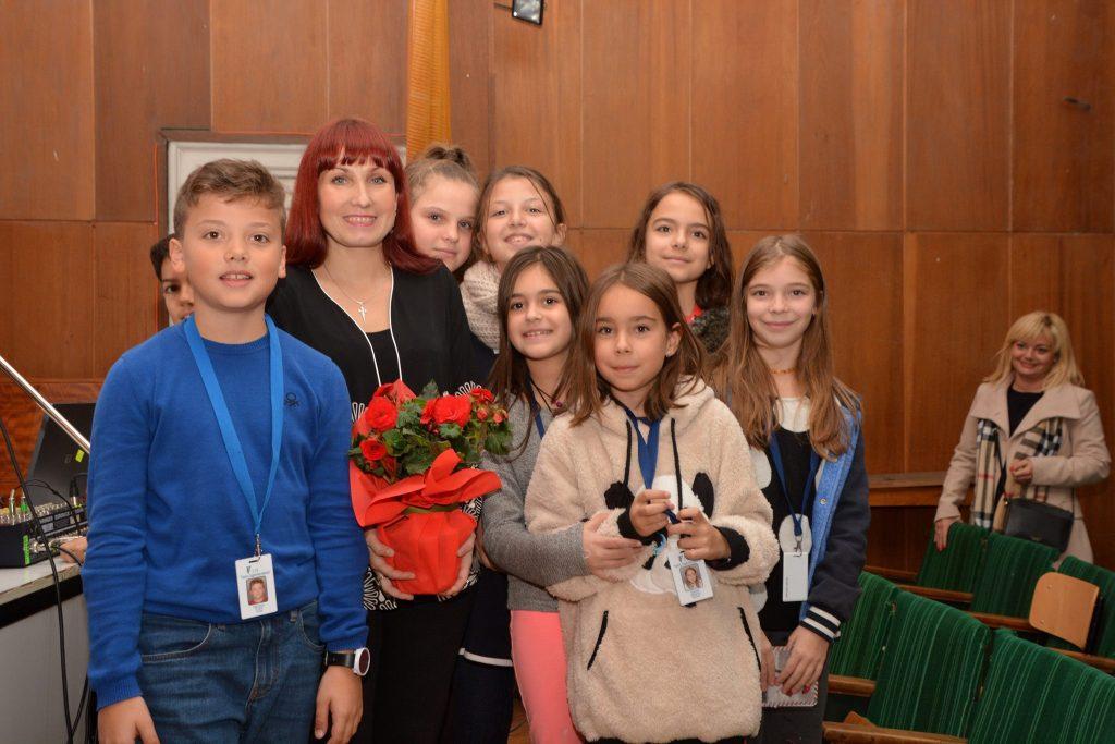 Среща с Иглика Трифонова, член на Българския антарктически институт