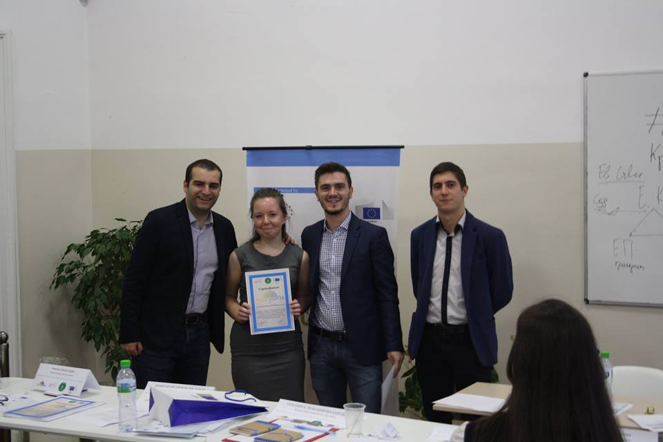 Първо издание на Ученически европейски съвет