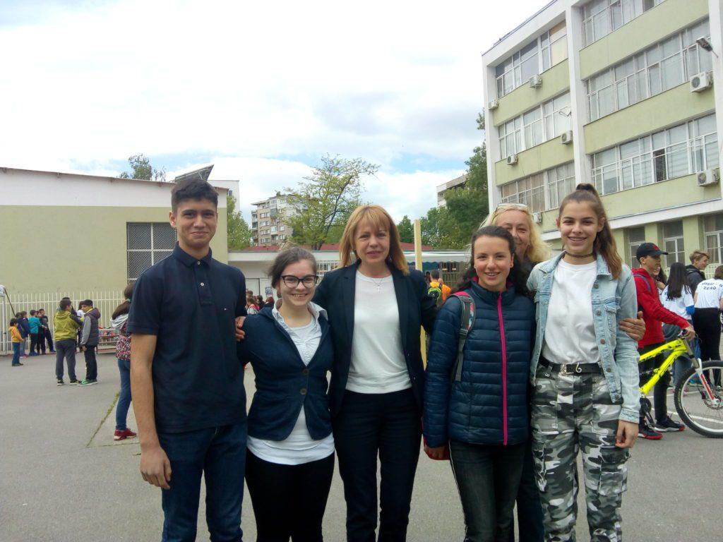 Победители в Софийската олимпиада по безопасност на движението по пътищата