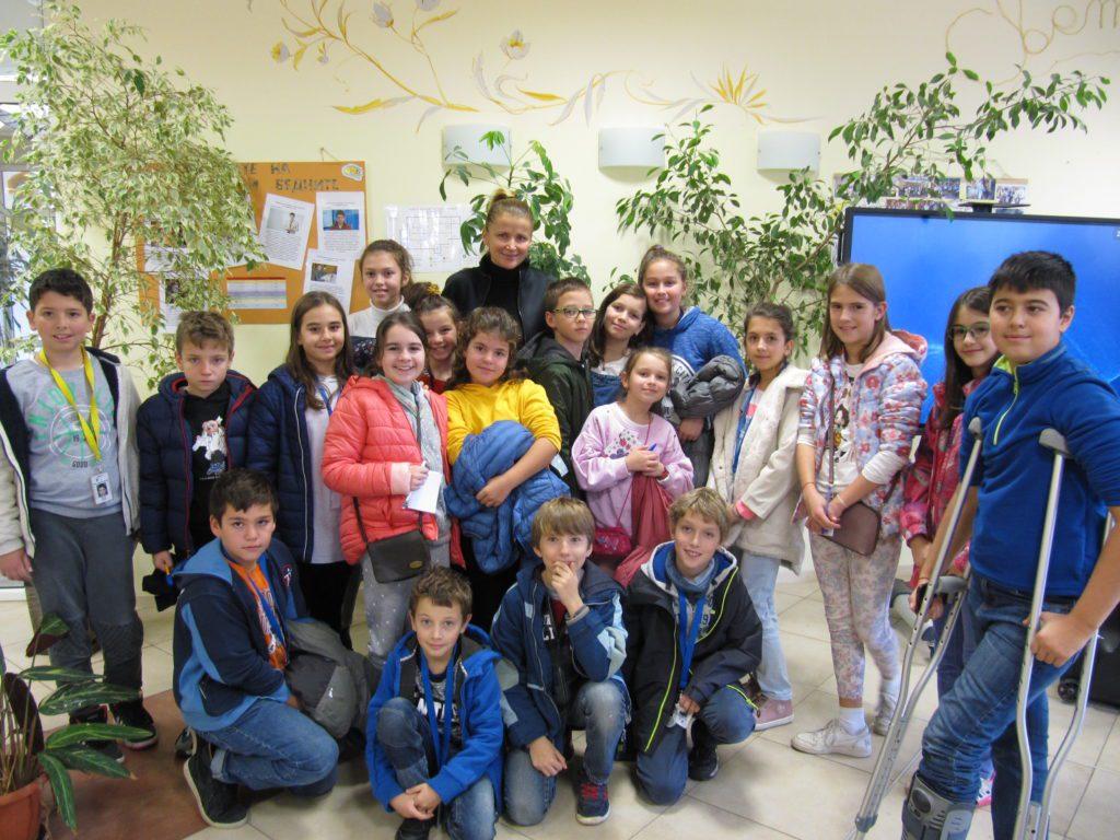 "Обмен на иновативни учителски практики – на гости на Частно основно училище ""Светлина"""
